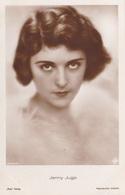 JENNY JUGO OLD POSTCARD (448) - Actors