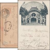Autriche 1898. Entier Postal Commémoratif, Exposition Jubilaire. Brauherren-Verein, Association Des Brasseurs - Bières