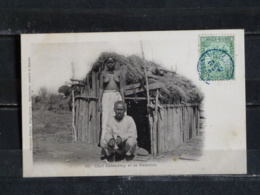 Z26 - Madagascar - Chef Antandroy Et Sa Ramatou - 1906 - Madagascar