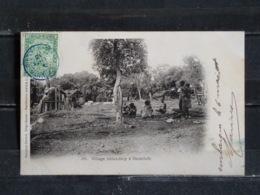 Z26 - Madagascar - Village Antandroy à Itsimilofo - 1906 - Madagascar