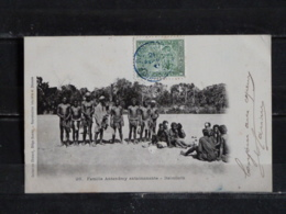 Z26 - Madagascar - Famille Antandroy Antaimanante - Itsimilofo - 1906 - Madagascar