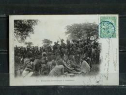 Z26 - Madagascar - Bourjanes Antandroys à Sanemena - 1906 - Madagascar