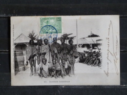Z26 - Madagascar - Guerriers Antandroys  - 1906 - Madagascar