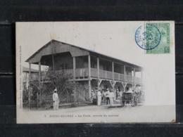 Z26 - Madagascar - Diego-Suarez - La Poste - Arrivée Du Courrier - 1906 - Madagascar
