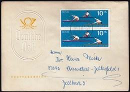 Germany DDR Bad Liebenstein 1966 / Sport / Canoe, Canoeing World Championship Berlin, Kanurennsport - Canoë