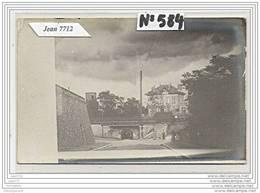 3861 AK/PC/CARTE PHOTO VILLA IDEM 583 A IDENTIFIER/PHOTO.SOCIETE LUMIERE LYON - Cartoline