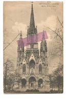K 10. BRUSSEL - BRUXELLES -LAEKEN  -  Eglise Notre - Dame - Monuments