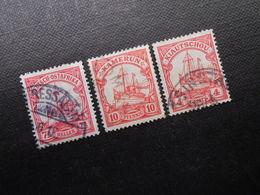 D.R.  10Pf   Diverse Deutsche Kolonien ( Kamerun/DOA/Kiautschou ) - Colony: Cameroun