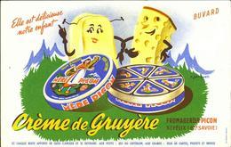 CREME DE GRUYERE / MERE PICON - Produits Laitiers