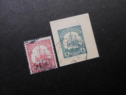 D.R.  7 1/2H/4H  Deutsche Kolonien ( DOA ) - Colonia: Africa Oriental