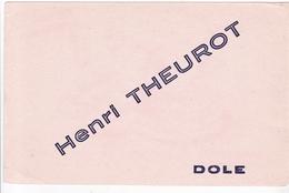 DOLE / HENRI THEUROT / RARE - Blotters