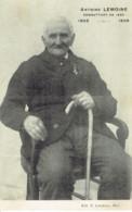 Modave Antoine Lemoine Centenaire Ancien Combattant 1830 - Modave