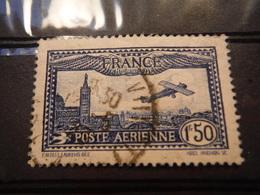 Timbre 1930 - Poste Aérienne N°6 - Oblitéré - France