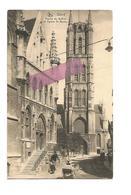 K 11. GENT - GAND  - Entrée Du Beffroi En Eglise St. Bavon - Gent