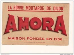 MOUTARDE DE DIJON AMORA / FONDEE EN 1756 - Food