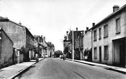 Saint St Germain Du Bois Route De Louhans - France