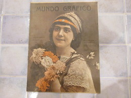 Mundo Grafico N° 58 Octobre 1912 - Magazines & Newspapers