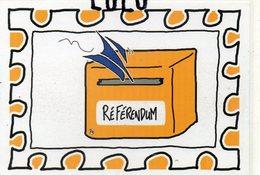 POSTE 2 : Référendum  Pour L Avenir De La Poste 2009 - Poste & Facteurs