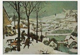 PIETER BRUEGEL-HUNTERS IN THE SNOW - Pittura & Quadri