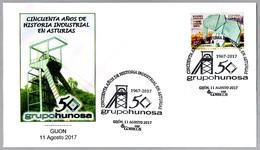 50 Años HISTORIA INDUSTRIAL EN ASTURIAS - Mineria - Minery. Gijon, Asturias, 2017 - Minerales