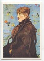 Edouard Manet 1832/1883 - L'automne (Méry Laurent) 1881/82 (cp Vierge) - Peintures & Tableaux