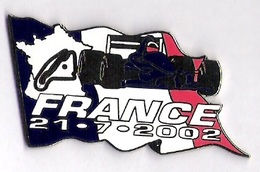 Pin'S FORMULE 1 -  GRAND PRIX DE FRANCE  2002 - F1