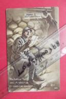 """Cp Soldat + Lettre """" Vos Lettres Font Mon Bonheur ... - Poste & Facteurs"""