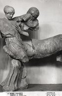 ATHENE-MUSEE D OLYMPIE-TEMPLE DE ZEUS-LAPITHE ET CENTAURE - Sculture