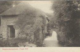 Moretonhampstead - Fingle Mill.  S- 4202 - Water Mills