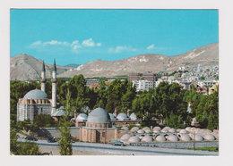 #51575 Syria DAMASCUS Tkieh Sulemanieh MOSQUE View Vitage Photo Postcard RPPc - Syria