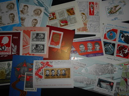 Collection , Urss 15  Blocs Neuf - Timbres