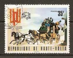 1974 - Centenaire U.P.U. - N°323 - Haute-Volta (1958-1984)