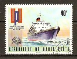 1974 - Centenaire U.P.U. - N°324 - Haute-Volta (1958-1984)
