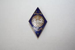 Insigne 5ème Régiment Cuirassier Pologne - Armée De Terre