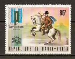 1974 - Centenaire U.P.U. - N°325 - Haute-Volta (1958-1984)