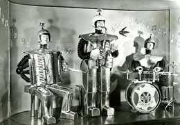 Jouet : Robots Music - Jeux Et Jouets