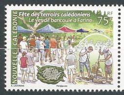 Nouvelle-Calédonie 2018 - Fête Des Terroirs Calédoniens : Le Ver De Bancoule A Farino - Nueva Caledonia