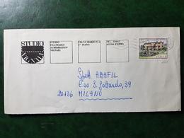 (10616) ITALIA STORIA POSTALE 1980 - 6. 1946-.. Repubblica