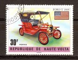 1975 - Ford T, 1909 -  N°352 - Haute-Volta (1958-1984)