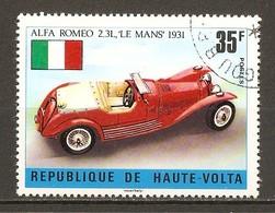 1975 - Alfa Romeo ''Le Mans'' 1931 - N°353 - Haute-Volta (1958-1984)