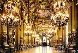 75 - PARIS - Théatre De L'Opera - Le Foyer - France