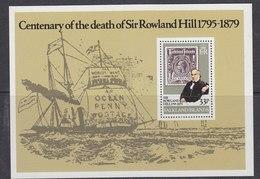 Falkland Islands 1979 Sir Rowland Hill M/s   ** Mnh (41459A) - Falklandeilanden