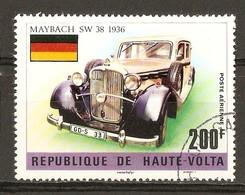 1975 - Maybach SW 38 - 1936 - PA N°187 - Haute-Volta (1958-1984)