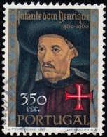 PORTUGAL - Scott #862 Prince Henry / Used Stamp - 1910-... Republic