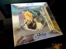 Rare Coffret écriture Mylene FARMER1998 Edition Numérotée Et Limitée à 8 000 Exemplaires Complet  +  Cadeau Original - Autres Collections