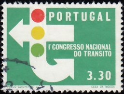 PORTUGAL - Scott #943 National Traffic Cong. / Used Stamp - 1910-... Republic