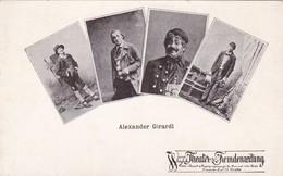 ALEXANDER GIRARDI OLD POSTCARD (598) - Actors