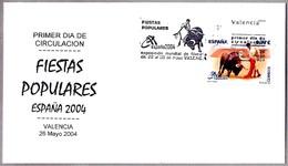 Fiestas Populares - TOROS - SPD/FDC Valencia 2004 - Fiestas