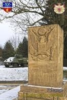 Postcard, REPRODUCTION, Communities Of Luxembourg, Pétange 31 - Cartes Géographiques