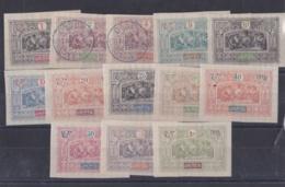 OBOCK  :  47 à 59  Neuf X   48 Et 49 (o)  Cote 160 € - Obock (1892-1899)